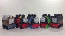 5 Thomas and Friends Mega Bloks Big Bloks Building Kit Percy James Toby Diesel  , ,  Keiths Toy Box
