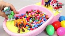 Glitter Slime Learn Colors Combine Heart Water Clay & Baby Doll Play Doh Dots Surprise Eggs Toys