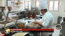 Nord : plongée dans une chocolaterie à Valenciennes
