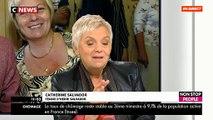 """EXCLU - Catherine Salvador, la femme d'Henri Salvador: """"Je dis stop au Salvador bashing. C'est du harcèlement"""" - VIDEO"""