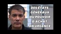 J'appelle au dialogue avec les Français et demande des Etats Généraux sur le pouvoir d'achat