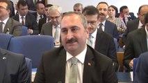 """Adalet Bakanı Abdulhamit Gül: """"16 Kasım 2018 Tarihi İtibariyle 385 Ceza İnfaz Kurumumuzda Toplam..."""