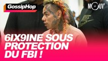 6ix9ine sous protection du FBI !