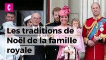 Les traditions de la famille royale britannique à Noël
