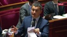 600 millions d'euros non affectés au budget de l'écologie : Gérard Darmanin assume