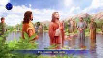 """Canzone cristiana 2018 - """"L'umiltà di Dio è così amabile"""" Lodare l'altissimo e la grandezza di Dio"""