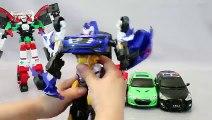 헬로카봇 본 스카이 트루 자동차 로봇 카봇 변신 장난감 Hello CarBot Transformers Cars Robot Car Toys
