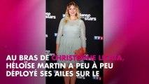 DALS 9 - Héloïse Martin éliminée : comment sa participation l'a fait évoluer