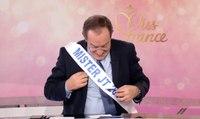 Jean-Pierre Pernaut sacré ''Mister JT'' par les Miss France ! (13h) - ZAPPING TÉLÉ DU 20/11/2018