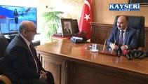 """(20 Kasım 2018) VALİ GÜNAYDIN, """"ADALET VE KUL HAKKI ÖNCELİĞİMİZ OLACAK"""""""