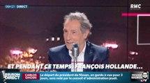 Jean-Jacques Bourdin démonte François Hollande - ZAPPING ACTU DU 20/11/2018