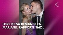 Chris Zylka largué par Paris Hilton, il veut récupérer sa bague de fiançailles à 2 millions de dollars