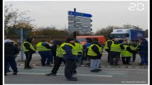 Nord: Quatrième journée d'action des «gilets jaunes»