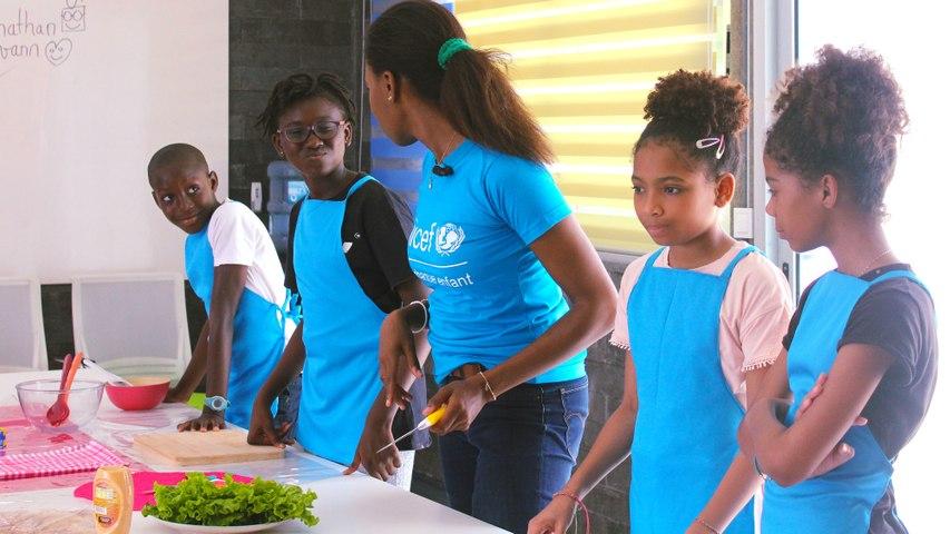 UNICEF : Journée Mondiale de l'Enfance avec IvorianFood !