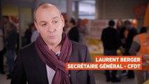 Des résultats, encore des résultats, toujours des résultats ! - Laurent Berger, secrétaire général CFDT