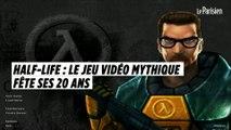 Half-Life : le jeu vidéo mythique fête ses 20 ans