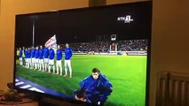Fishkëllehet himni i Azerbajxhanit