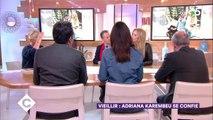 """""""N'attendez pas comme moi"""" : Adriana Karembeu se confie sur la naissance de sa fille, 20 nov 2018"""