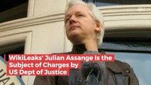 Julian Assange Is In A Lot Of Wikileaks Trouble