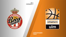 AS Monaco - ratiopharm Ulm Highlights | 7DAYS EuroCup, RS Round 8