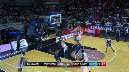 7Days EuroCup Highlights Regular Season, Round 8: Andorra 91-80 Zvezda