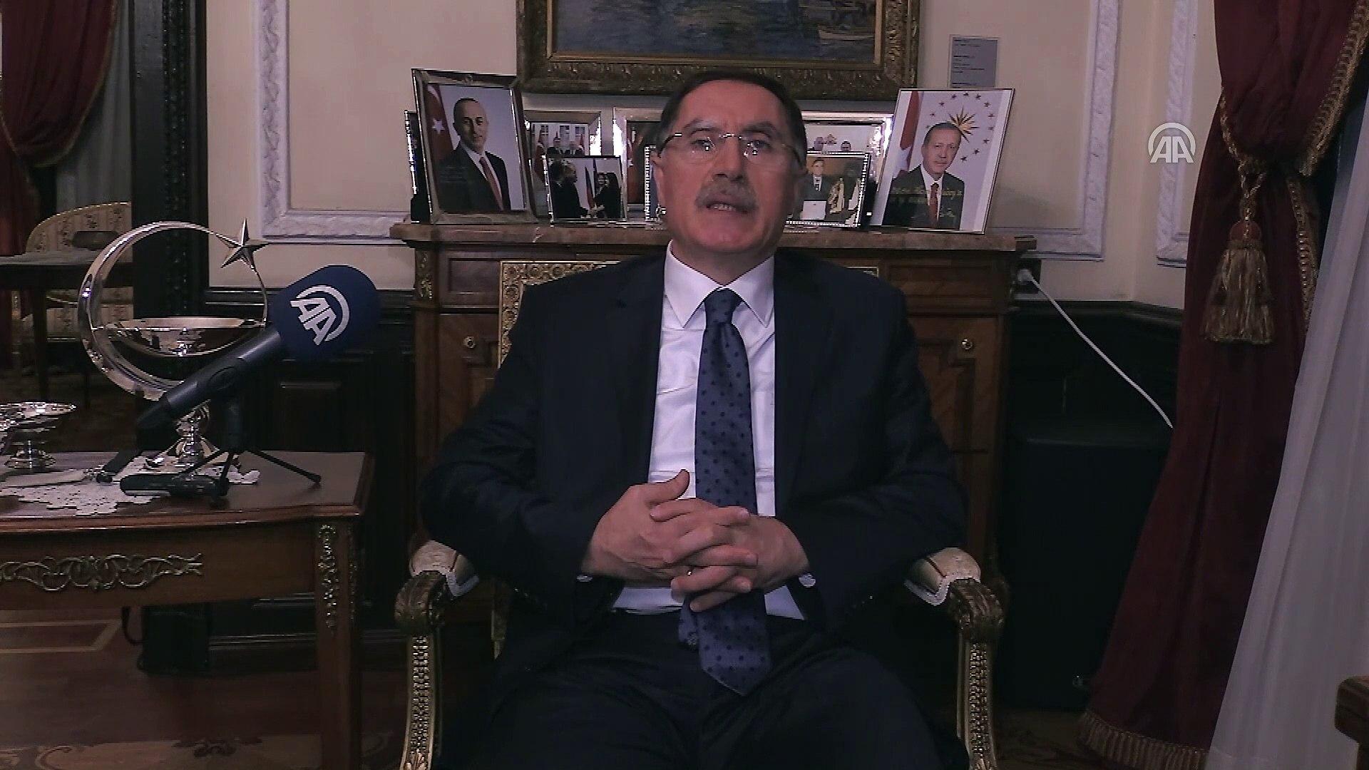 Kamu Başdenetçisi Malkoç: 'Türkiye'deki ombudsmanlık tecrübelerini Balkan ülkelerine aktarmamız