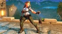 Street Fighter V - Costumes Resident Evil
