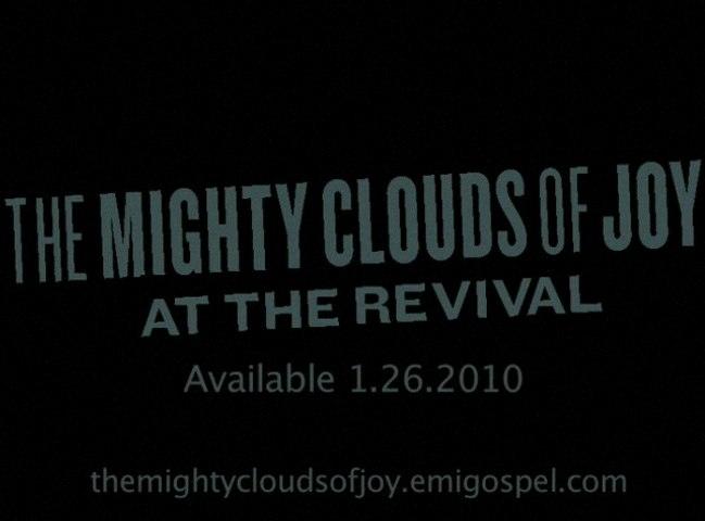 Mighty Clouds Of Joy - At The Revival