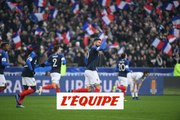Olivier Giroud est dans son jardin - Foot - Bleus