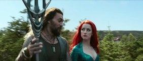 Ya está aquí el tráiler de Aquaman, el Rey de los Mares desde niño