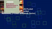 F R E E [D O W N L O A D] Pocket Emergency Medicine (Pocket Notebook) (Pocket Notebook Series)