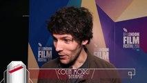 Colin Morgan - Benjamin - BFI LFF Interview