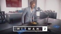 Hitman 2 - Sean Bean Elusive Target Full Mission Briefing Trailer