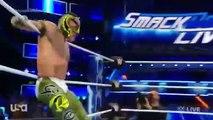 WWE SmackDown live   Randy Orton Vs Rey Mysterio Mask Off   20 November 2018[1]