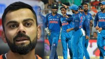 India VS Australia 1st T20: Virat Kohli warns Team India not to repeat mistakes | वनइंडिया हिंदी