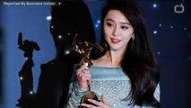 Fan Bingbing Now Mouthpiece For China