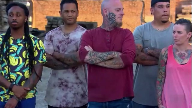 Ink Master - S11E12 - Too Hot to Handle - November 20, 2018 || Ink Master (11/20/2018)