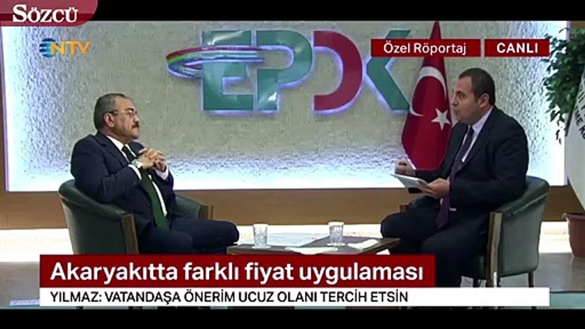 EPDK Başkanı Mustafa Yılmaz açıkladı! Elektrik ve Doğalgaz fiyatlarında indirim olacak mı?