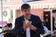 AK Parti'nin Antalya Büyükşehir Belediye Başkan Adayı Menderes Türel Oldu