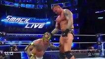 REY Mysterio Vs Randy Orton - WWE Smackdown Live 20th November 2018 Highlights