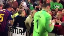 La Espectacular Despedida del Mini Estadi a las Jugadoras del Barcelona