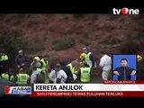 Kereta Anjlok, Satu Tewas dan Puluhan Lainnya Terluka