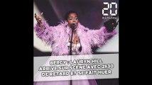 Bercy: Lauryn Hill arrive sur scène avec 2h30 de retard et se fait huer