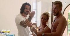Benjamin Samat traite Julien Bert de ''grosse m....'' (LMvsMonde3) - ZAPPING PEOPLE DU 21/11/2018
