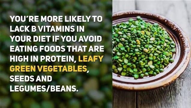 Top 5 health benefits of Vitamin B