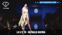 Los Angeles Fashion Week S/S 19  - Art Hearts Fashion - Nathalia Gaviria | FashionTV | FTV