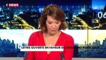 L'invité(e) du Carrefour de l'info du 21/11/2018