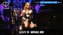 Los Angeles Fashion Week S/S 19  - Art Hearts Fashion - Michael Ngo | FashionTV | FTV