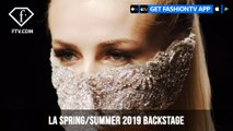 Los Angeles Fashion Week S/S 19  - Art Hearts Fashion - Backstage | FashionTV | FTV