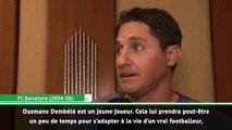 """Edmilson : """"Le club et le staff doivent aider Dembélé"""""""